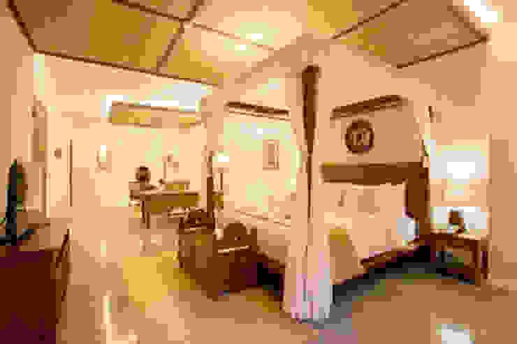 Visesa Ubud, Bali Oleh PT. Evata Furniture Tropis Kayu Wood effect