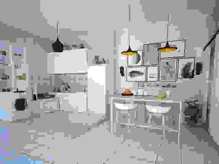 Ruang dapur dan Ruang makan Oleh Rangga Cakra