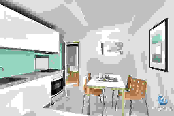 Built-in kitchens by NidoSur Arquitectos - Valdivia,