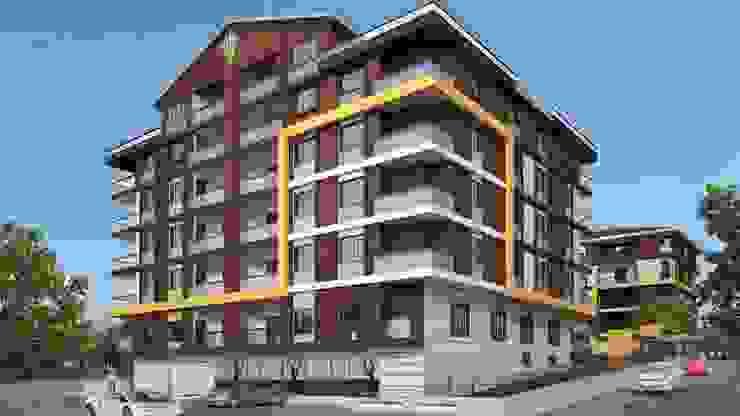 modern  by Mimayris Proje ve Yapı Ltd. Şti., Modern