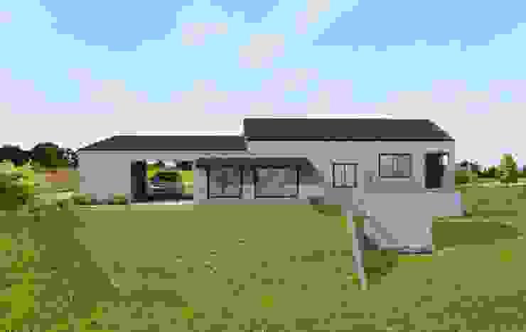 신두리 해변의 집 -'서리재' by (주)건축사사무소 더함 / ThEPLus Architects 클래식 벽돌