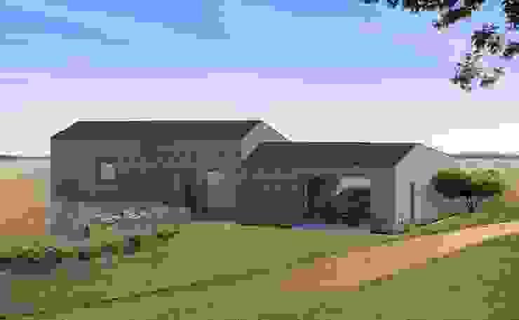 신두리 해변의 집 -'서리재' by (주)건축사사무소 더함 / ThEPLus Architects 클래식