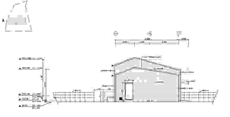 신두리 해변의 집 -'서리재': (주)건축사사무소 더함 / ThEPLus Architects의 클래식 ,클래식