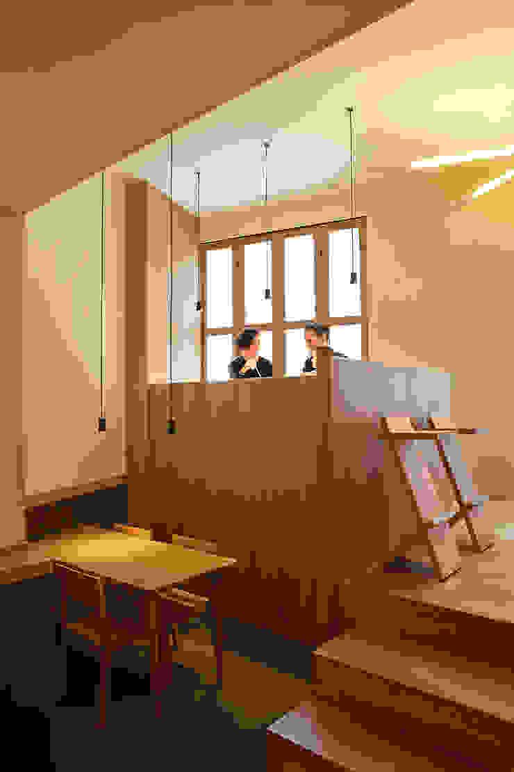 Miel Arquitectos Gastronomy Wood