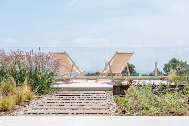 CASA FORBES Miel Arquitectos Roof