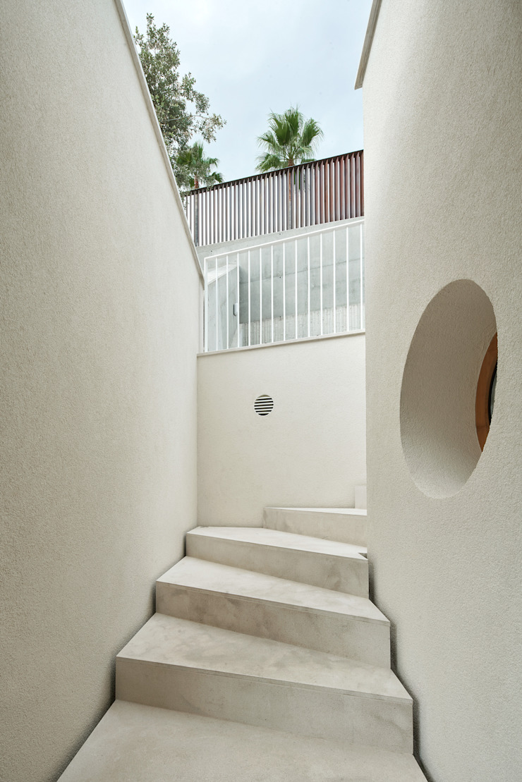 CASA FORBES Miel Arquitectos Stairs