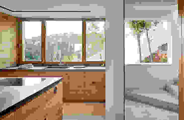 CASA FORBES Miel Arquitectos Kitchen