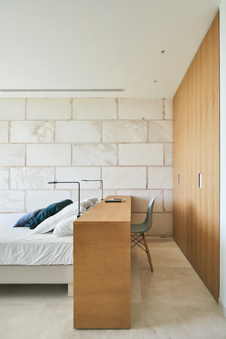 CASA FORBES Miel Arquitectos Modern style bedroom