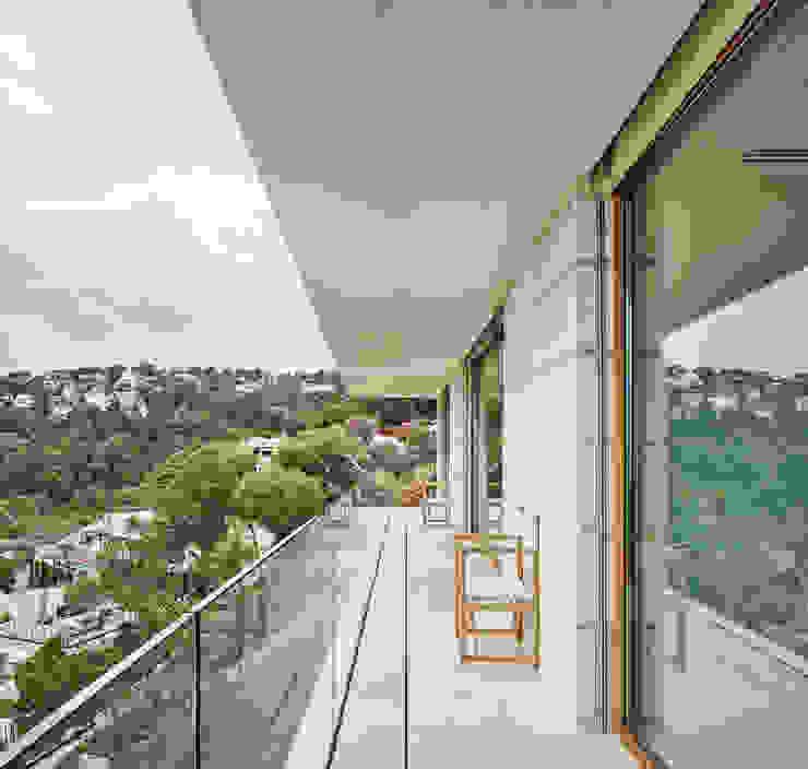 CASA FORBES Miel Arquitectos Terrace