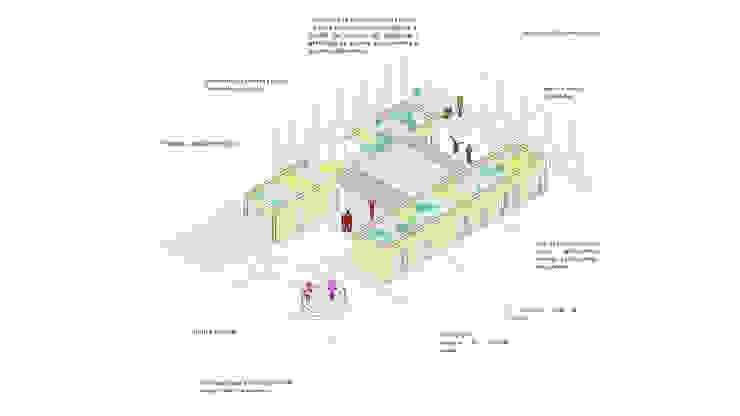 CASA ES CARNATGE de Miel Arquitectos Moderno