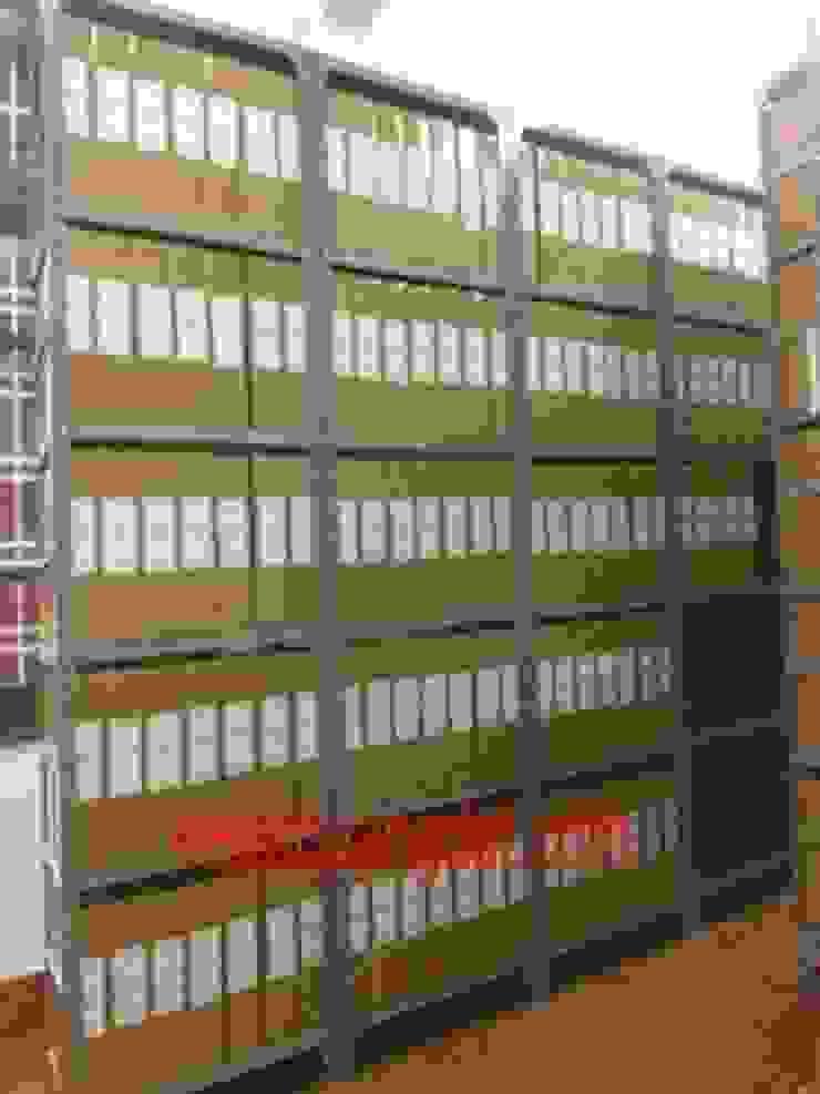Kệ để hồ sơ : HS38 bởi Kệ Sắt Quang Đạt Tối giản