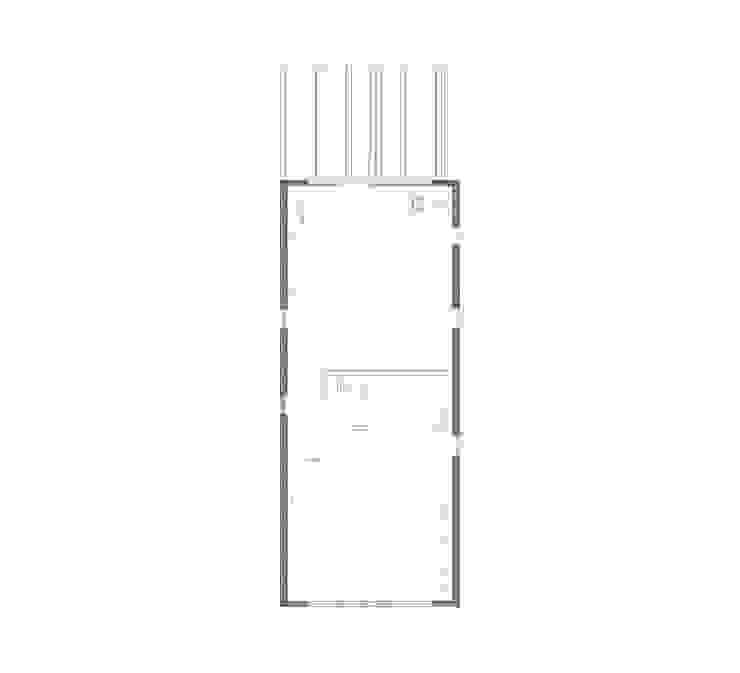 Модульный деревянный дом 53 кв.м: Столовые комнаты в . Автор – Module dom,