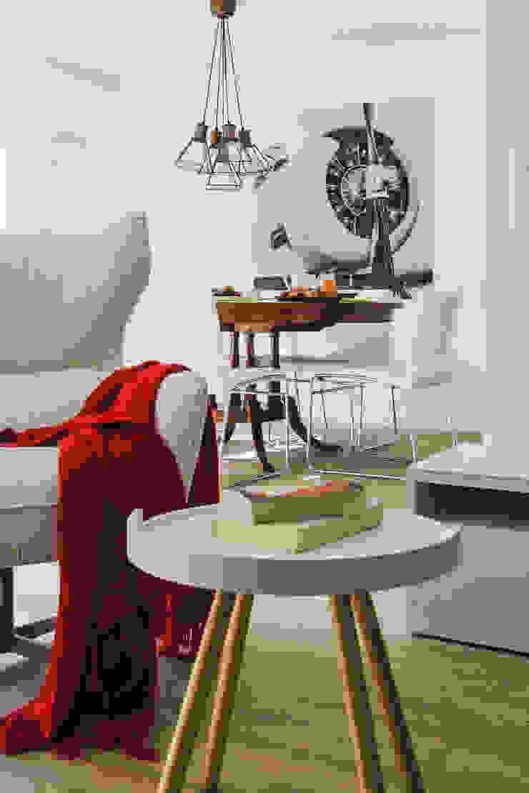 ARQ1to1 - Arquitectura, Interiores e Decoração Modern living room