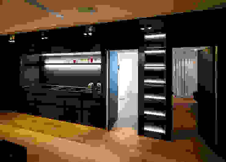 schulz.rooms Modern kitchen