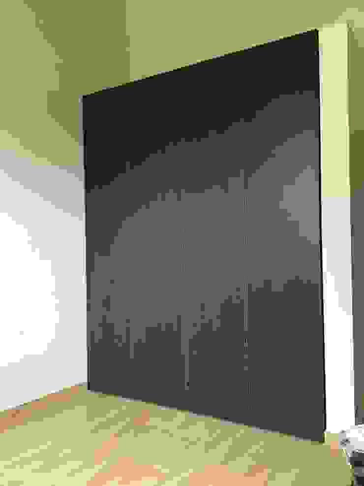 Closet 1 Vestidores de estilo moderno de ARDI Arquitectura y servicios Moderno Aglomerado