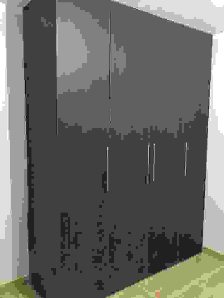 Closet 3 Vestidores de estilo moderno de ARDI Arquitectura y servicios Moderno Aglomerado
