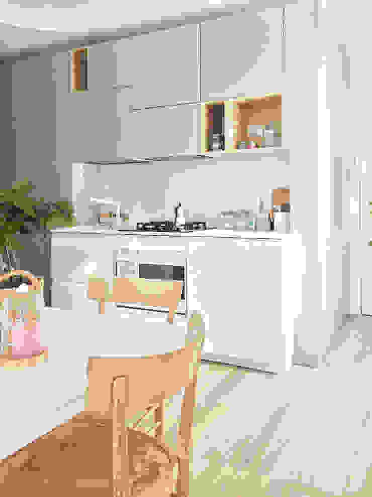 Spazio 14 10 di Stella Passerini Kitchen