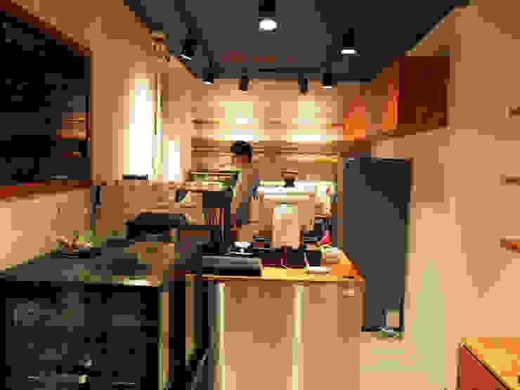 Modern Duvar & Zemin 바른디자인 - barundesign Modern Orta Yoğunlukta Lifli Levha