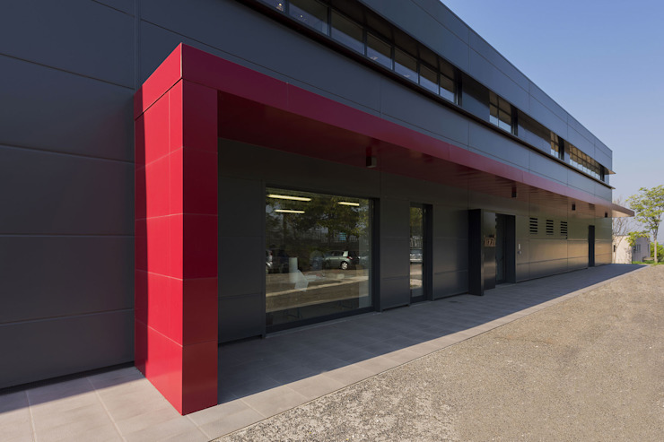 GIAN MARCO CANNAVICCI ARCHITETTO Office buildings