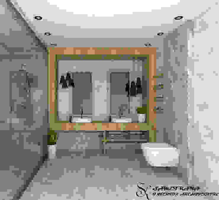 SKY İç Mimarlık & Mimarlık Tasarım Stüdyosu BathroomFittings