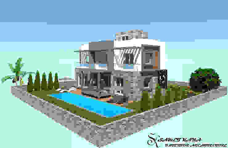 de SKY İç Mimarlık & Mimarlık Tasarım Stüdyosu Moderno