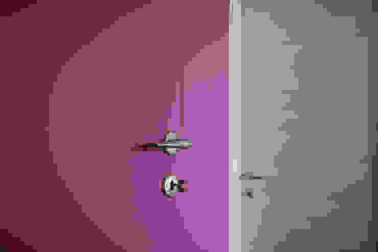 Porte a filo muro Idea Ristruttura Porte interne Viola/Ciclamino