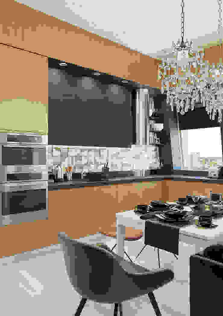 Moderne keukens van Дизайн Студия 33 Modern