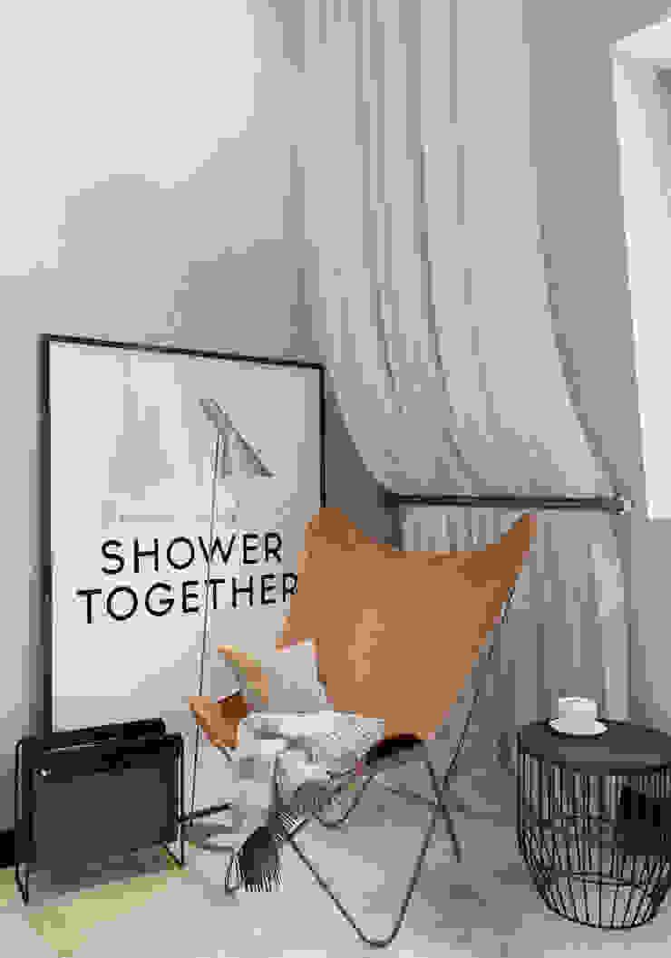 Moderne slaapkamers van Дизайн Студия 33 Modern