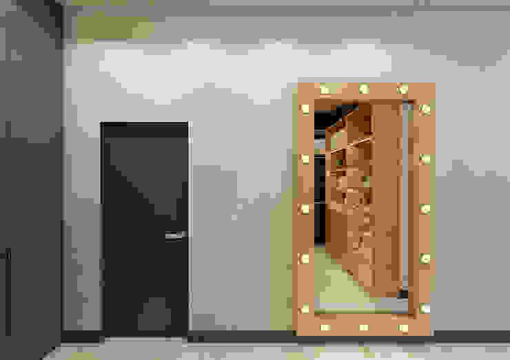 Moderne kleedkamers van Дизайн Студия 33 Modern