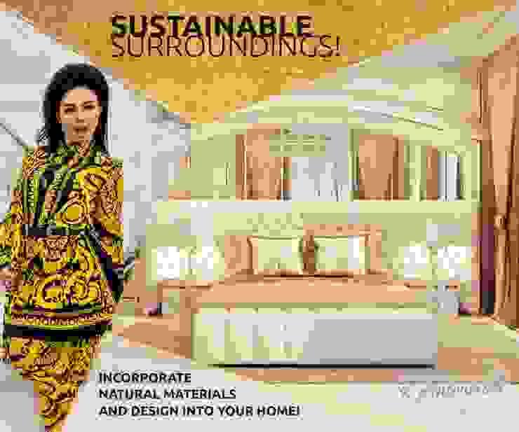 Superb Luxurious Interior for Bedroom by Luxury Antonovich Design