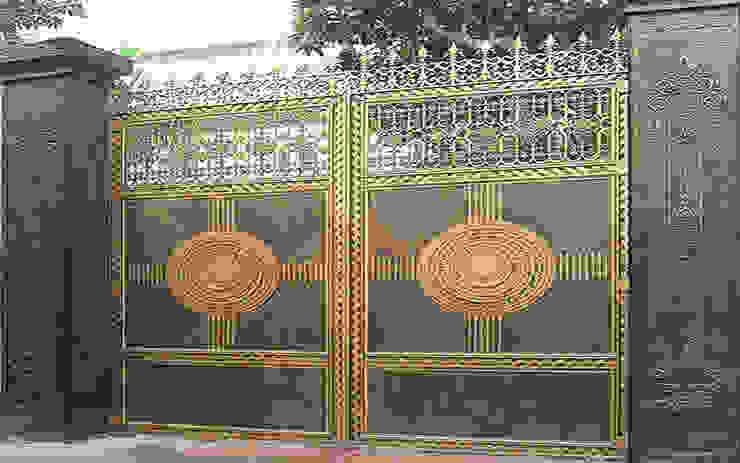 Cách lên ý tưởng thiết kế cổng nhôm đúc bởi CÔNG TY CỔ PHẦN SẢN XUẤT HOÀNG GIA HÀ NỘI