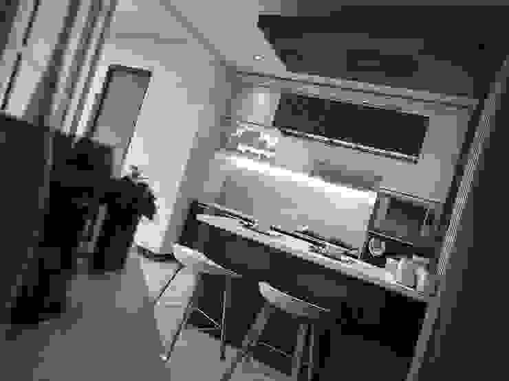 Cocinas minimalistas de Maxx Details Minimalista