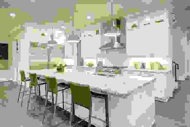 Cách sắp xếp bố cục bếp hoàn hảo cho ngôi nhà của bạn bởi Kiến Trúc Xây Dựng Incocons