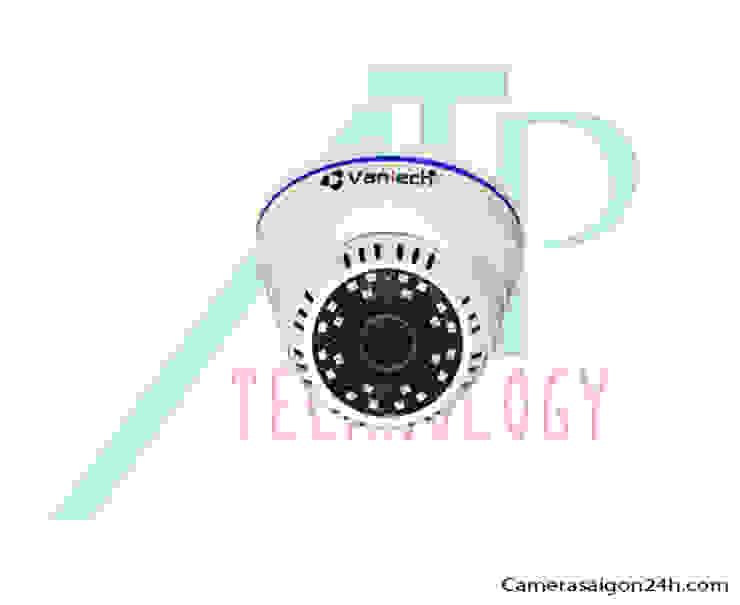 Lắp đặt camera chống trộm qua điện thoại by Công Ty An Thành Phát Eclectic Reinforced concrete