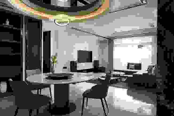 瀞若.覓謐 |Sequestered Reality 根據 理絲室內設計有限公司 Ris Interior Design Co., Ltd. 現代風