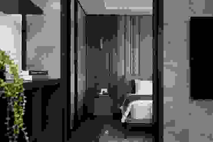 瀞若.覓謐  Sequestered Reality 根據 理絲室內設計有限公司 Ris Interior Design Co., Ltd. 現代風