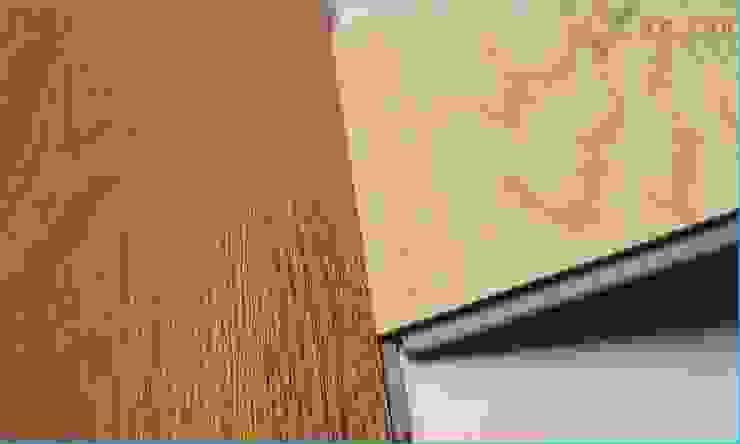Thiết kế cầu thang với sàn gỗ công nghiệp bởi Kho Sàn Gỗ An Pha