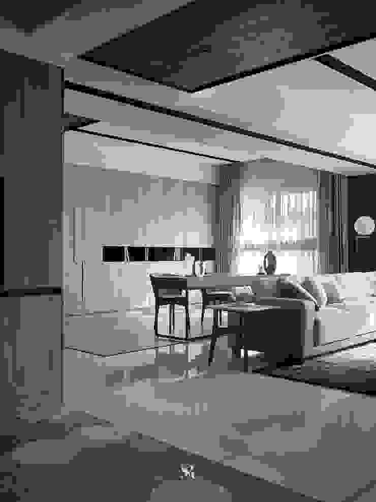 悠.繞 |Leisure.Round 根據 理絲室內設計有限公司 Ris Interior Design Co., Ltd. 簡約風