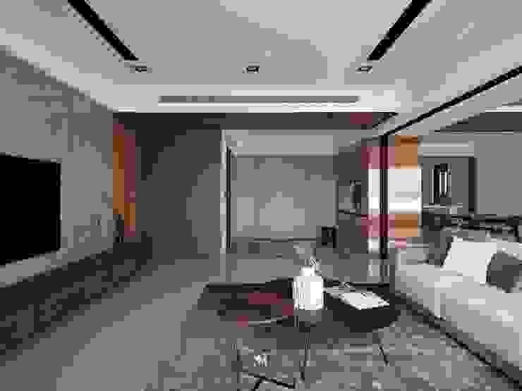 悠.繞 |Leisure.Round: 現代  by 理絲室內設計有限公司 Ris Interior Design Co., Ltd., 現代風