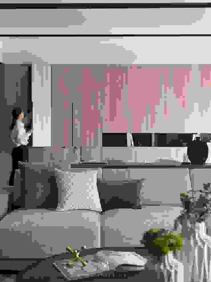 悠.繞 |Leisure.Round 根據 理絲室內設計有限公司 Ris Interior Design Co., Ltd. 北歐風