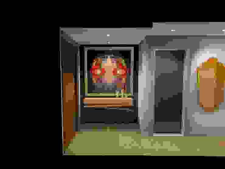 entrance hallway: modern  by AB DESIGN, Modern
