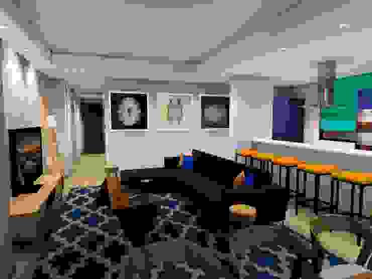 lounge 2 : modern  by AB DESIGN, Modern