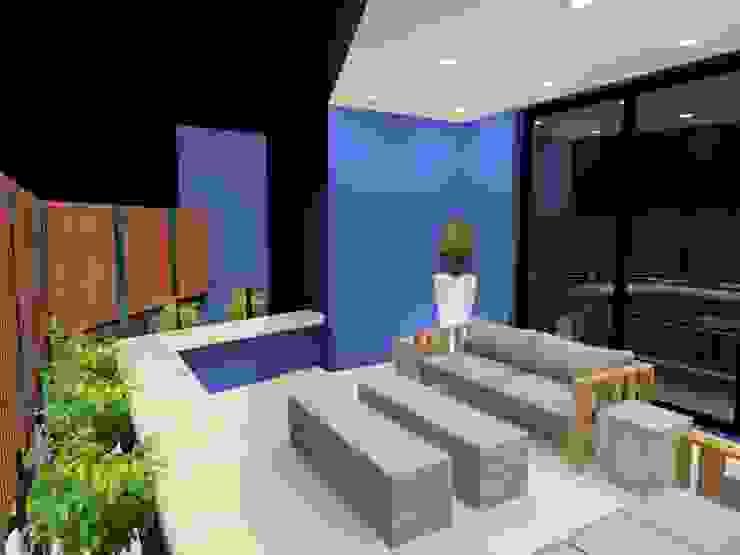 terrace: modern  by AB DESIGN, Modern
