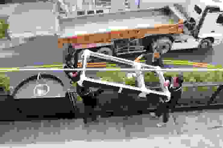 施工照-1 根據 鵝牌氣密窗-台中直營店