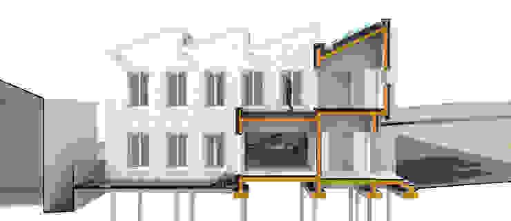 단면 2 by 건축사사무소 모뉴멘타