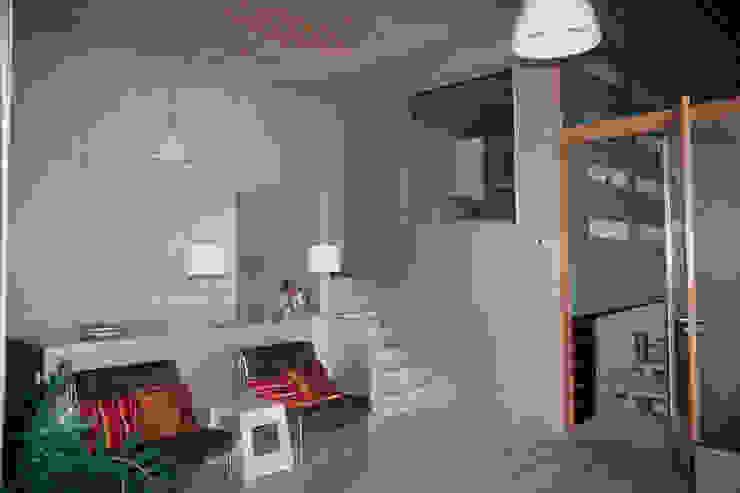 TEKTON architekten Asian style living room