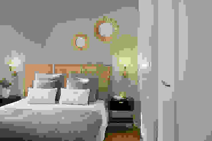 Phòng ngủ phong cách chiết trung bởi Egue y Seta Chiết trung