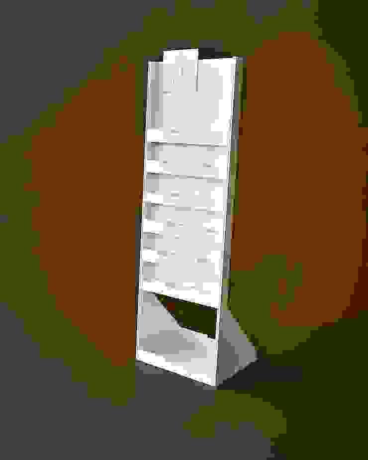 Modelado en 3D de Rodrigo León Palma Moderno Aglomerado