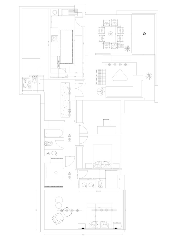 bởi Kaa Interior | Arquitectura de Interior | Santiago