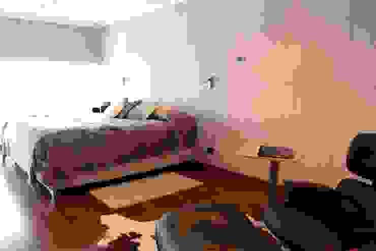 HABITACION PRINCIPAL :  de estilo  por Kaa Interior | Arquitectura de Interior | Santiago,